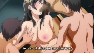 Rinkan Biyaku Chuudoku: Nigeba Nashi! 1428-nin no Seito Zenin ni Sex Sareru Reijou Sayaka - Episode 2