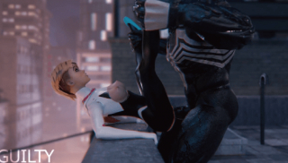 Gwen x Venom