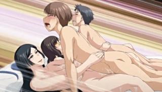 Hitozuma, Mitsu to Niku - Episode 3