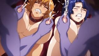 Taimanin Asagi Toraware no Niku Ningyou - Episode 1